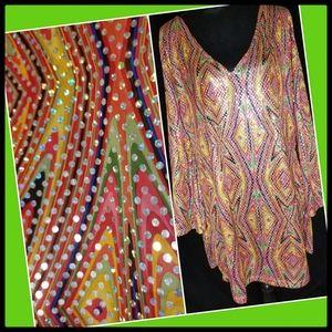 Calif Costume*Go-Go Dancer Costume